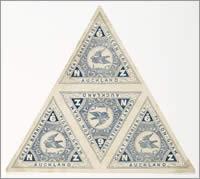 Pigeon-Gram Stamp
