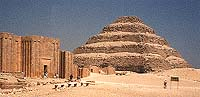 Ancient Egyptian tomb 2950 BC