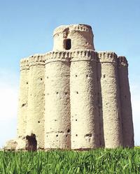 Ancient Persian Dovecote
