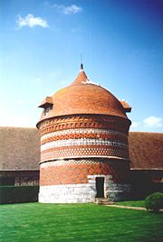 Dovecote, Dieppe, France