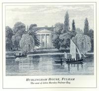 Hurlingham House, Fulham