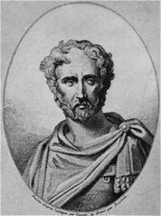 Roman historian Pliny
