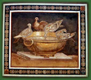 Roman mosaic 3rd Century AD