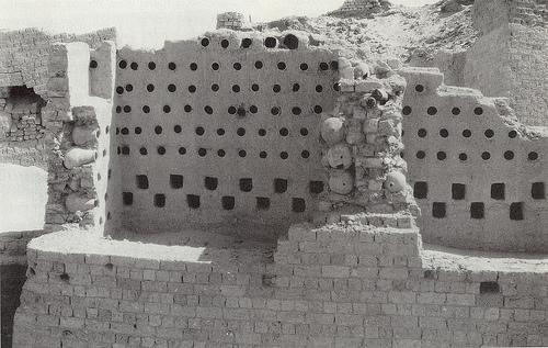 Dovecote in Karanis Egypt AD 65