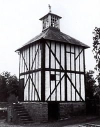 Dovecote at Kings Pyon